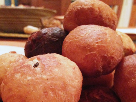 Making Mahamri/Mandazi: East African Doughnuts
