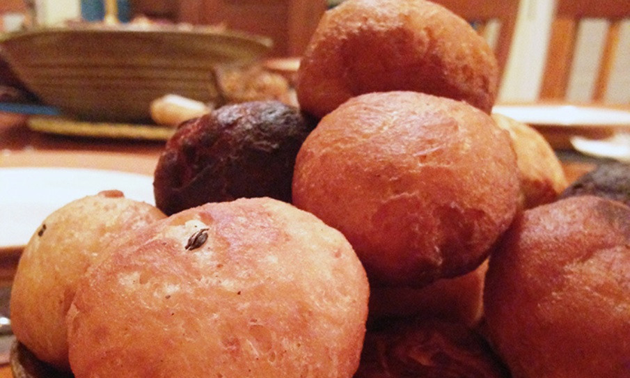 Making Mahamri Mandazi East African Doughnuts