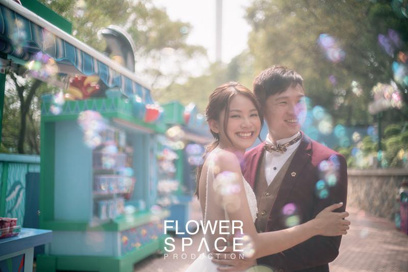 :: Pre-Wedding :: HK - Ocean Park ::