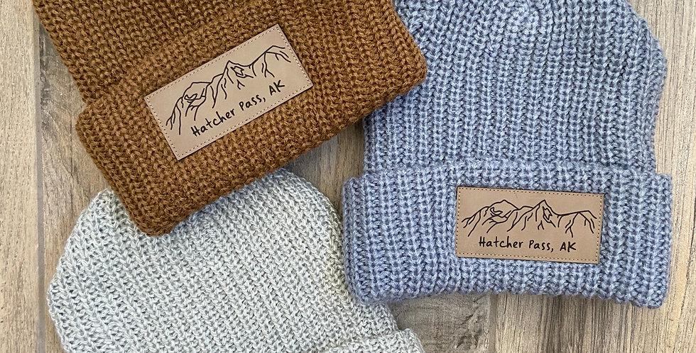 Hatcher Pass Knit Hat