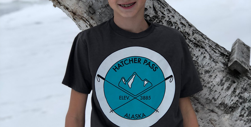 Youth, Hatcher Pass Elevation T-Shirt