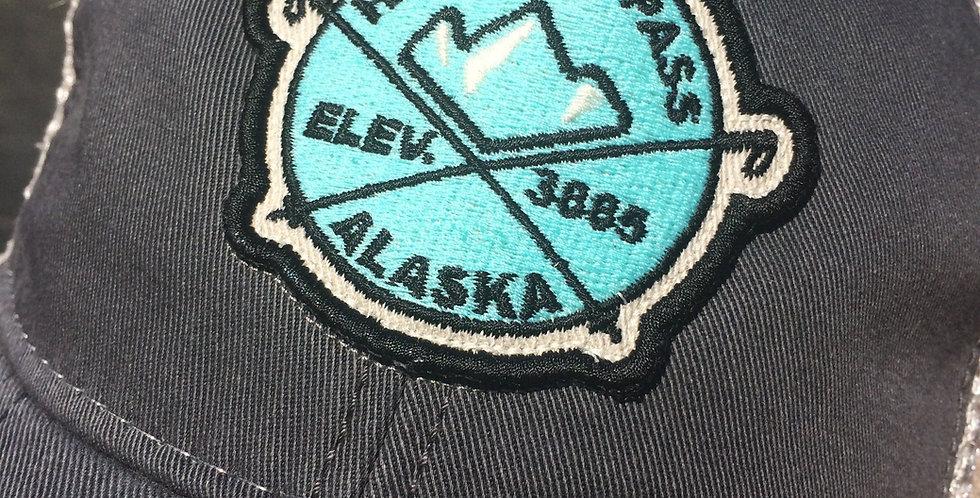 Grey Hatcher Pass elevation Hat