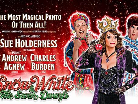 Snow White - Rhyl Pavilion - Dec 2019