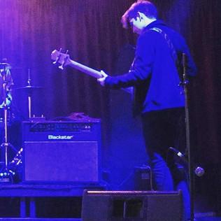"Bass Guitar for ""Ava in the Dark"""