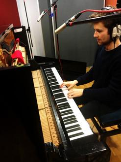 Prepared Piano Recording