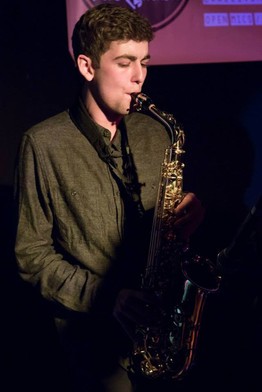 on Sax for The Trans-Antarctic Expedition