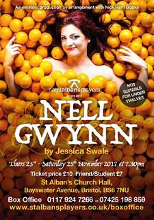 Musical Direction for Nell Gwynn