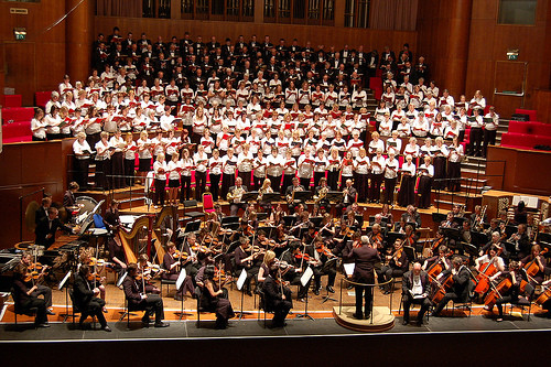 UWE Symphony Orchestra and Singers