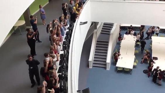 Torreador Flash Mob