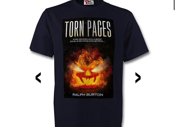 Torn Pages T-Shirt