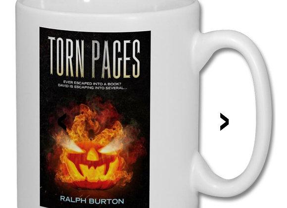 Torn Pages Mug