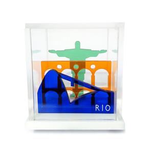 Miniatura Pontos do Rio