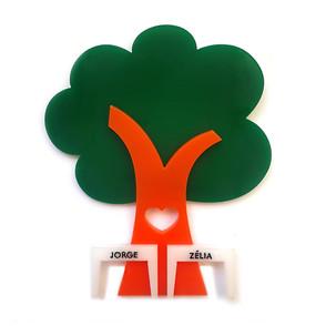 Ímã Árvore de Jorge