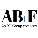 AB+F Magazine logo