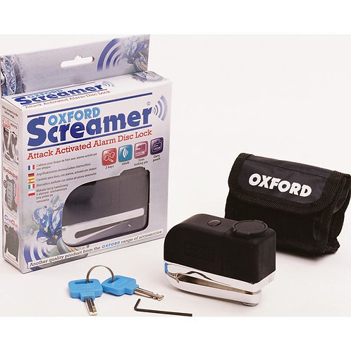 Oxford Screamer alarm disc lock OF229