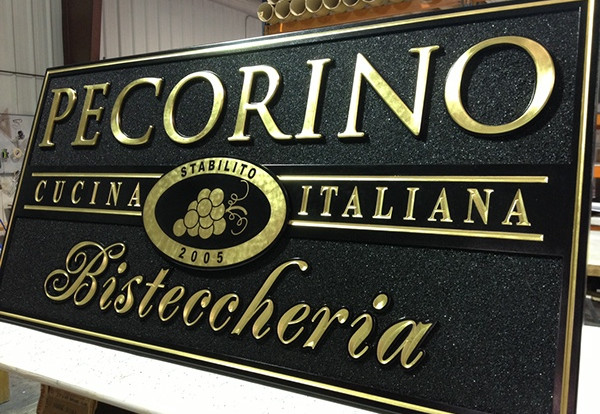 We created this sign for our client in Central America. It will be installed in Guatemala City.
