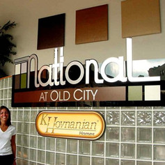National Old City with Ann Marie.jpg