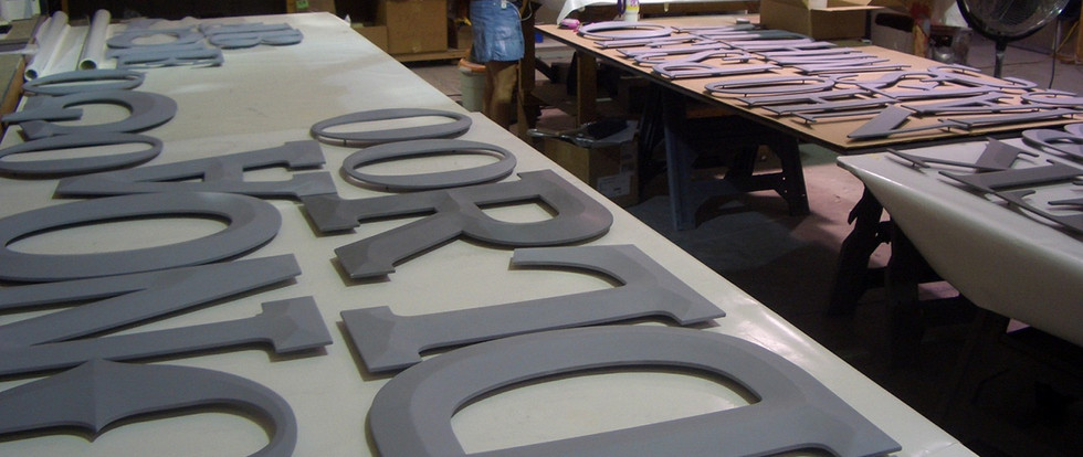 It takes days of hand sanding to get the super smooth finish we need before painting.