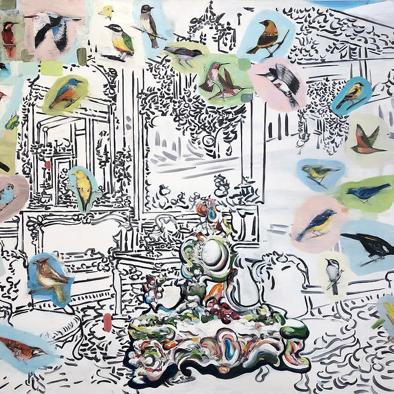 JY&A 2020 Fall Art Salon | Mary Ann Strandell: Floating Steps