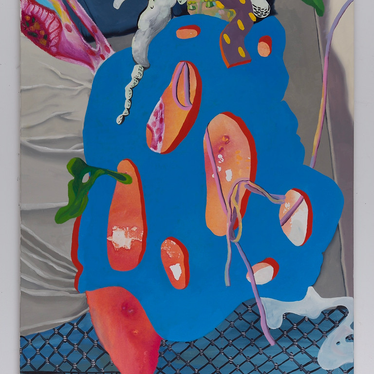 daydreaming: wang ziping new paintings solo show
