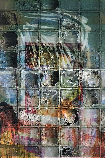 Richard Garet, Fragments Series: #5, 2020