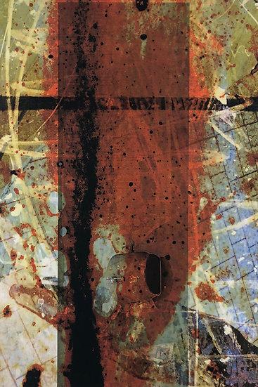 Richard Garet, Fragments Series: #4, 2020