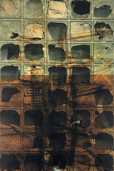 Richard Garet, Fragments Series: #8, 2020