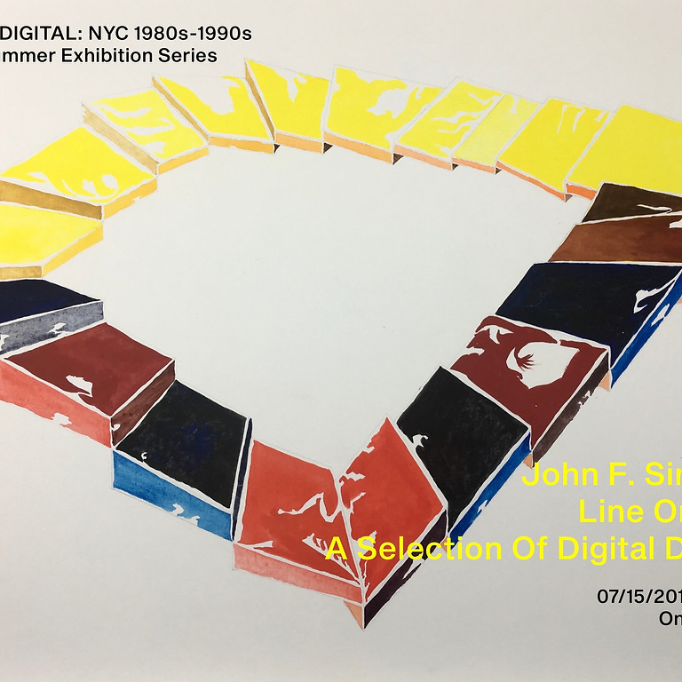 DOWNTOWN DIGITAL: NYC 1980s-1990s
