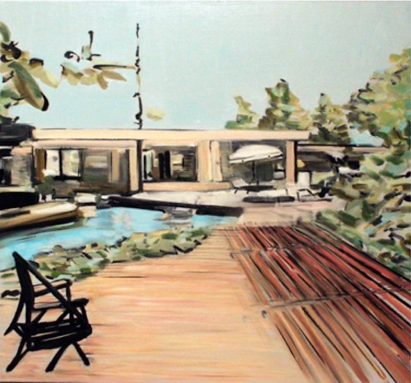 Mary Ann Strandell, Neutra Palm Springs, 2010