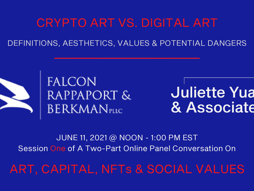 How Crypto Art vs. Digital Art Won Incredible Feedback from the Artists' Community?