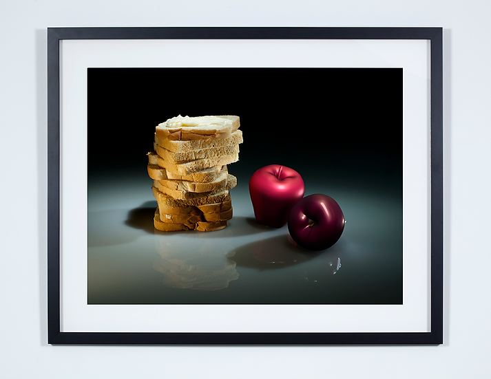 Claudia Hart, Food for children (Real Fake Still Life Series), 2011