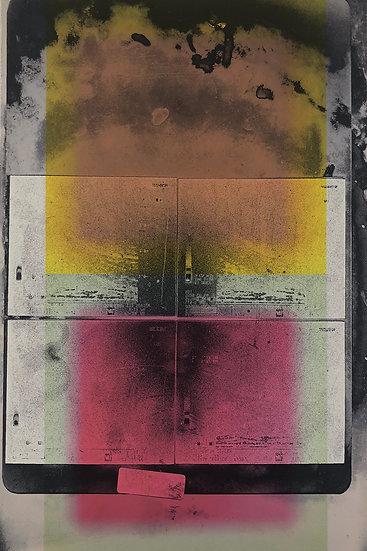 Richard Garet, Fragments Series: #6, 2020