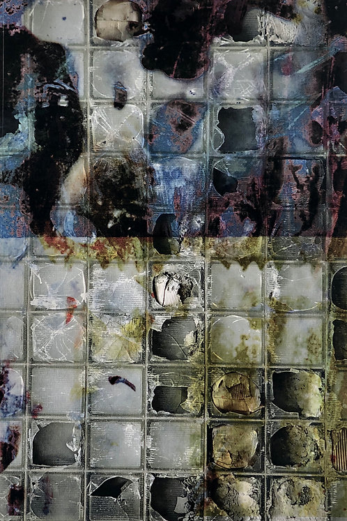 Richard Garet, Fragments Series: #1, 2020