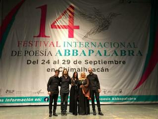 Sara Sae y Miriam Saebrillan en su gira porMéxico