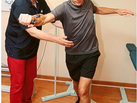 No rest for rehab: Physiotherapy must begin right after an injury!
