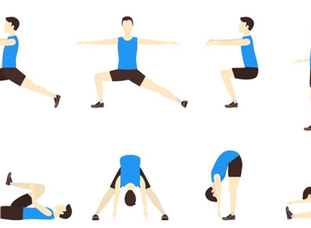 WHY IT'S IMPORTANT TO STRETCH BEFORE AND AFTER A WORKOUT?