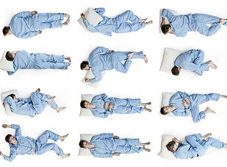 The Best Sleeping Positions to Avoid Lower Back Pain