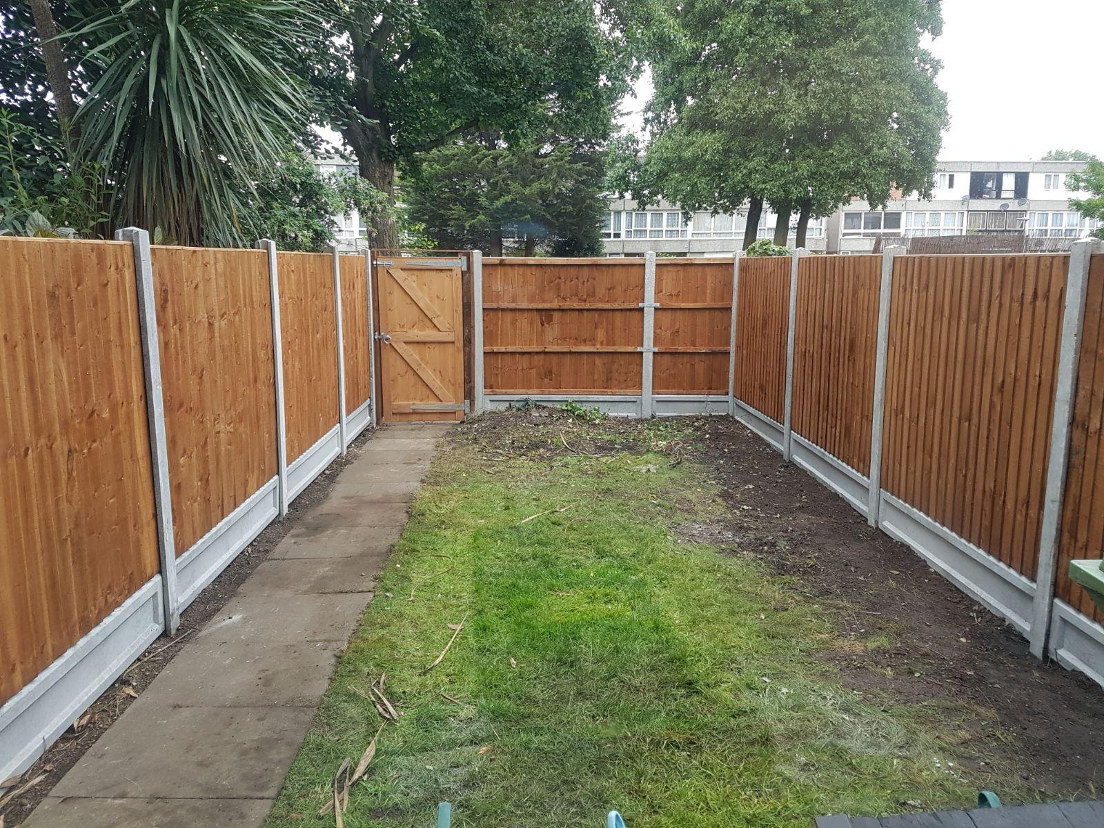 Complete Garden Fence