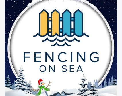 Merry Christmas from Fencing on Sea