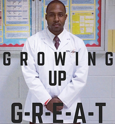 Growing Up G-R-E-A-T Paperback