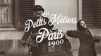 les-petits-metiers-de-paris-1900-vintage