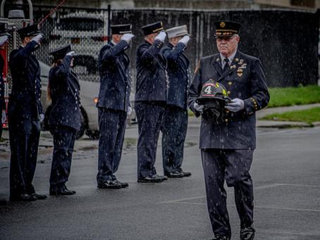 Honoring Firefighter/Paramedic James Shellock