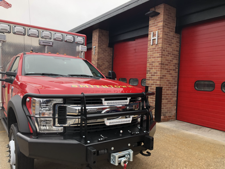 New Special Rescue Operations Vehicle Added to Smithtown FD Fleet