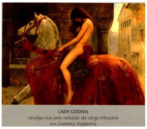 Lady Godiva - Ano 2011
