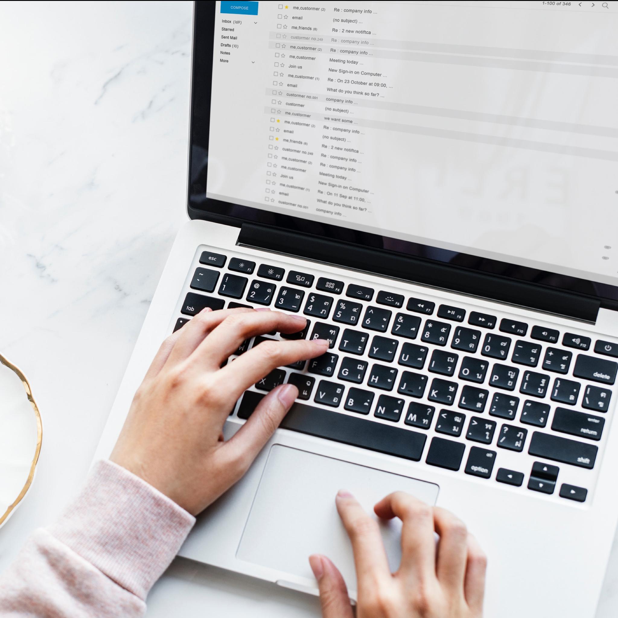 Email & Digital Document Decluttering