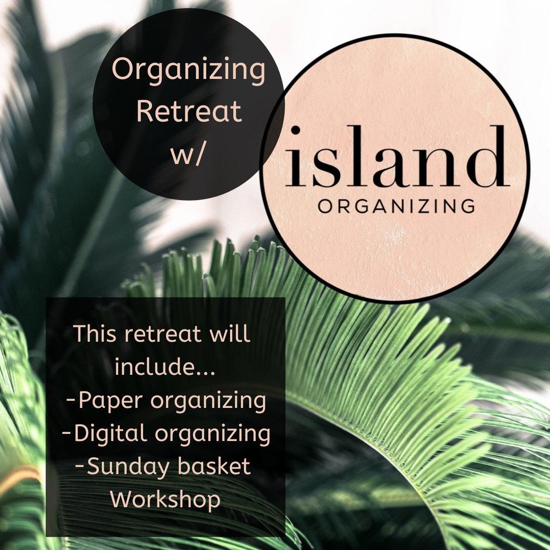 Virtual Paper/Digital Organizing Retreat