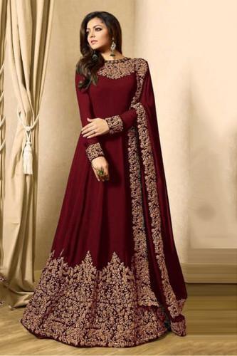 33f4198204 Latest Ethnicroop Designer Indian Anarkali Dress   Salwar Suit Design