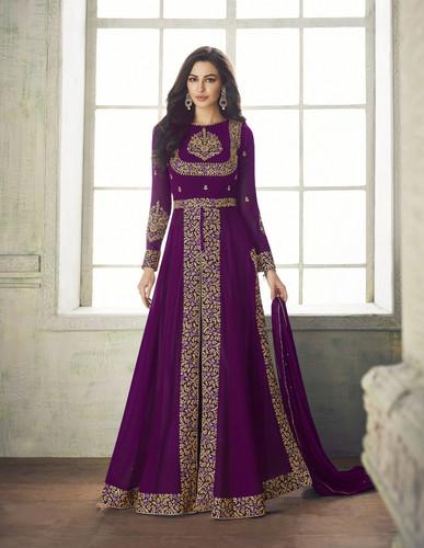 cb68b8e924 Latest Ethnicroop Designer Indian Anarkali Dress | Salwar Suit Design