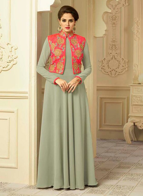 Latest Designer Stylish Look Wedding Wear Gowns Collection
