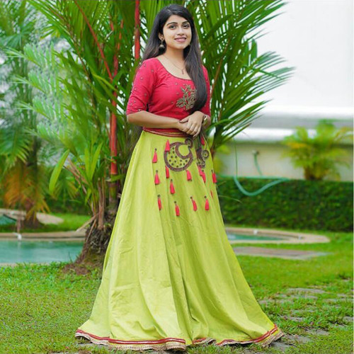 Ethnicroop Latest Indian Designer Lehenga Chaniya Choli Design 2018